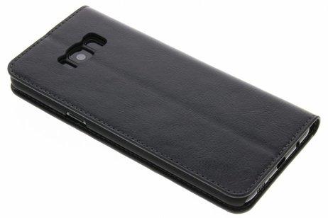 Cognac Cas De Type Livre D'affaires Pour Samsung Galaxy S8, Plus