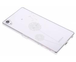 Transparant festival TPU hoesje Sony Xperia Z5 Premium