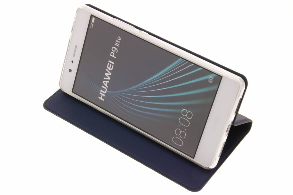 Livret Gris Tpu Mince Pour Huawei P9 U92O1xI