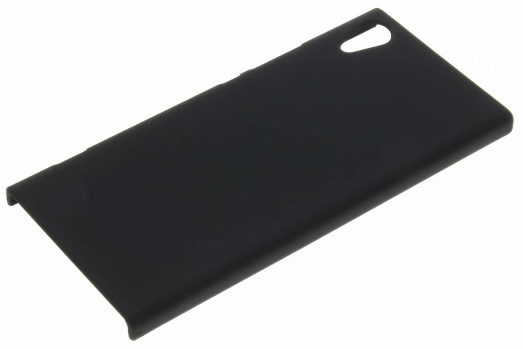 Simple Couverture Étui Rigide Noir Pour Sony Xperia Xa1 ml8DLfPrE