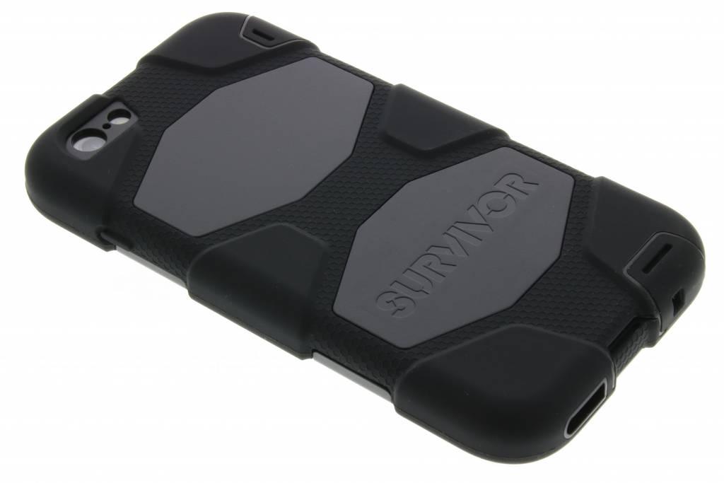 Griffin Survivor All-Terrain voor de iPhone 6(s) Plus - Zwart