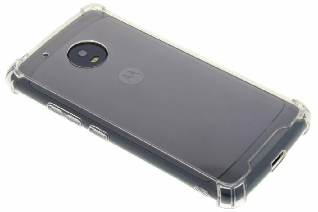 Accezz Transparante Xtreme TPU Cover voor de Motorola Moto G5