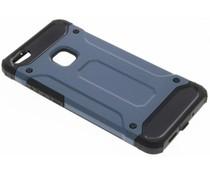 Donkerblauw Rugged Xtreme Case Huawei P10 Lite