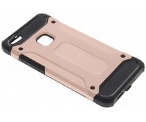 Rosé Goud Rugged Xtreme Case Huawei P10 Lite