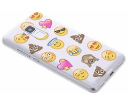 Emoji design TPU hoesje Honor 5C / Huawei GT3