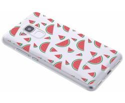 Transparant fruit design TPU hoesje Honor 5C / Huawei GT3