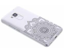 Mandala design TPU hoesje Honor 5C / Huawei GT3