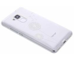 Transparant festival design TPU hoesje Honor 5C / Huawei GT3