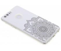 Mandala design TPU hoesje Honor 8