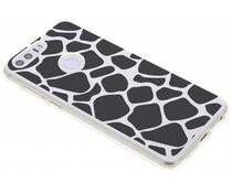 Dierenprint design Giraffe TPU hoesje Honor 8