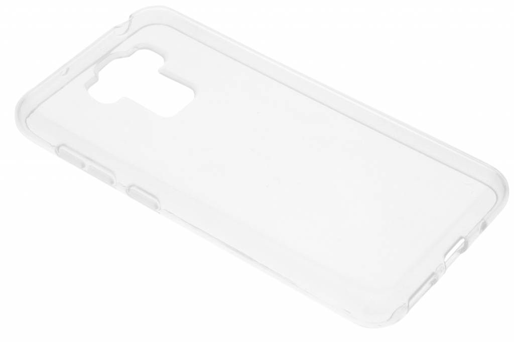 Accezz Transparant TPU Clear Cover voor de Asus Zenfone 3 Max 5.5