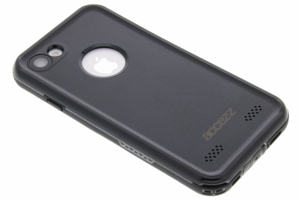 Accezz Zwarte Waterproof Case voor de iPhone 8 / 7