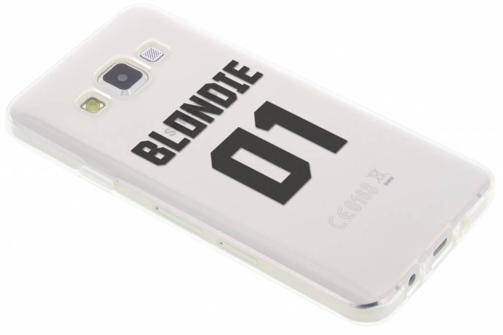 BFF Blondie Love TPU hoesje voor de Samsung Galaxy A3