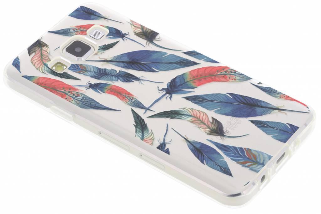 Ibiza feather case voor de Samsung Galaxy A3