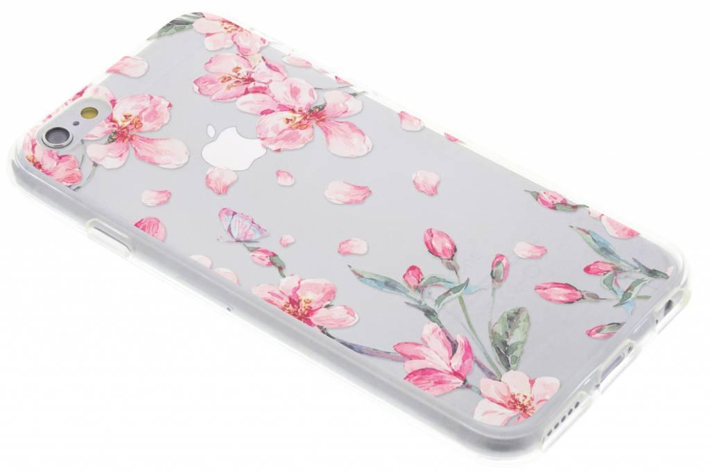 Bloesem Watercolor TPU hoesje voor de iPhone 6 / 6s
