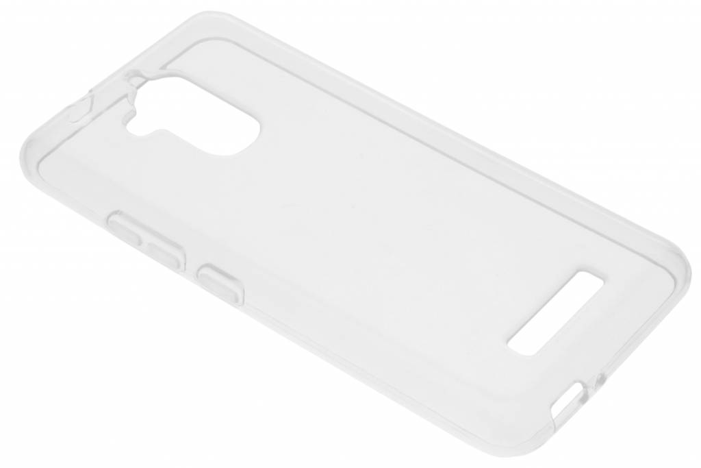 Accezz Transparante TPU Clear Cover voor de Asus Zenfone 3 Max 5.2