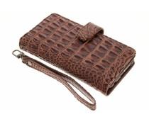 Bruin Krokodil Wallet Case Honor 8