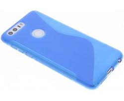 Blauw S-line TPU hoesje Honor 8
