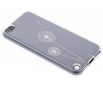 Transparant festival TPU hoesje iPod 5g / 6