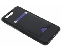 Dux Ducis Zwart Cardslot Hardcase Huawei P10 Plus