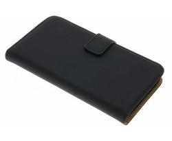 Selencia Zwart Luxe Book Case Samsung Galaxy Xcover 4