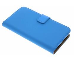 Selencia Blauw Luxe Book Case Samsung Galaxy Xcover 4