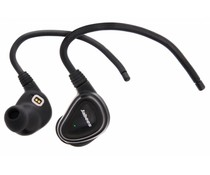 Jabees Zwart Wireless Fitness Earbuds