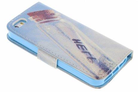 Jamais Arrêter De Rêver Conception Tpu Booktype Houes Voor De Samsung Galaxy Bord 7VWaelsS