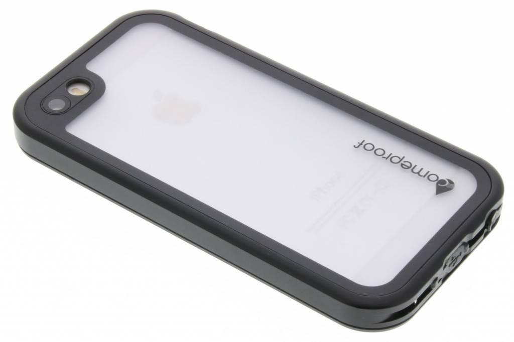 Redpepper Metal Waterproof Case voor de iPhone 5 / 5S / SE - Zwart