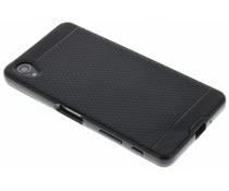 Zwart TPU Protect case Sony Xperia X