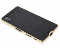 Goud TPU Protect case Sony Xperia X
