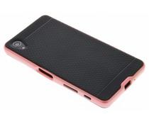 Roze TPU Protect case Sony Xperia X