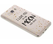 Quote design TPU hoesje Samsung Galaxy J7 (2016)