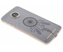 Dromenvanger design TPU hoesje Motorola Moto Z