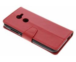 Rood Zakelijke Booklet Alcatel A3