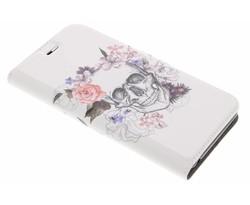 Design TPU Booklet Acer Liquid Z6