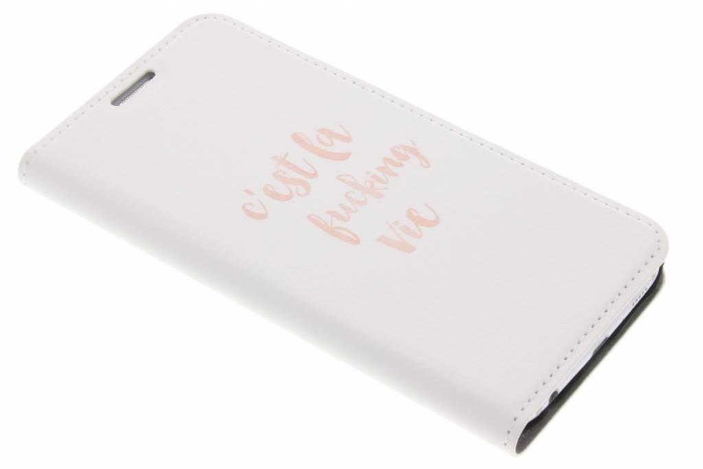 Quote Design Booklet voor de Samsung Galaxy S6