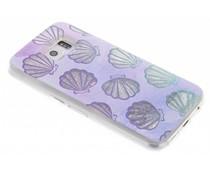 Shells Glittercase Samsung Galaxy S6