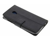 Zwart TPU Bookcase Alcatel U5 4G