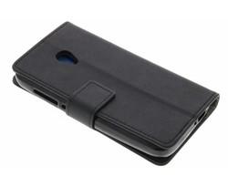 Zwart TPU Bookcase Alcatel U5