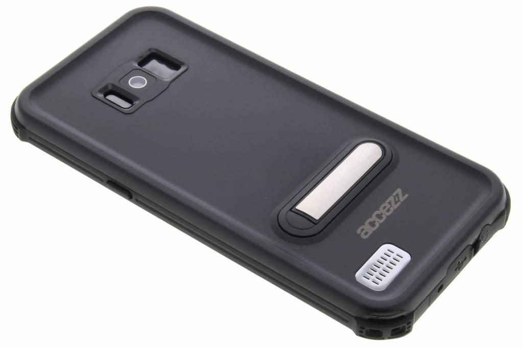 Accezz Zwarte Waterproof Case voor de Samsung Galaxy S8 Plus