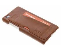 Vetti Craft Bruin Card Slot Snap Cover Huawei P8 Lite
