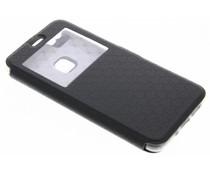 Zwart Rhombus hoesje Huawei P10 Lite