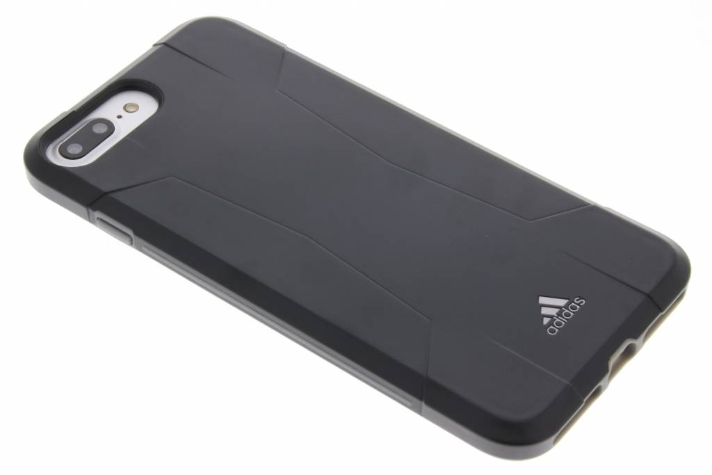 adidas Sports Zwarte Solo Case voor de iPhone 8 Plus / 7 Plus / 6s Plus / 6 Plus