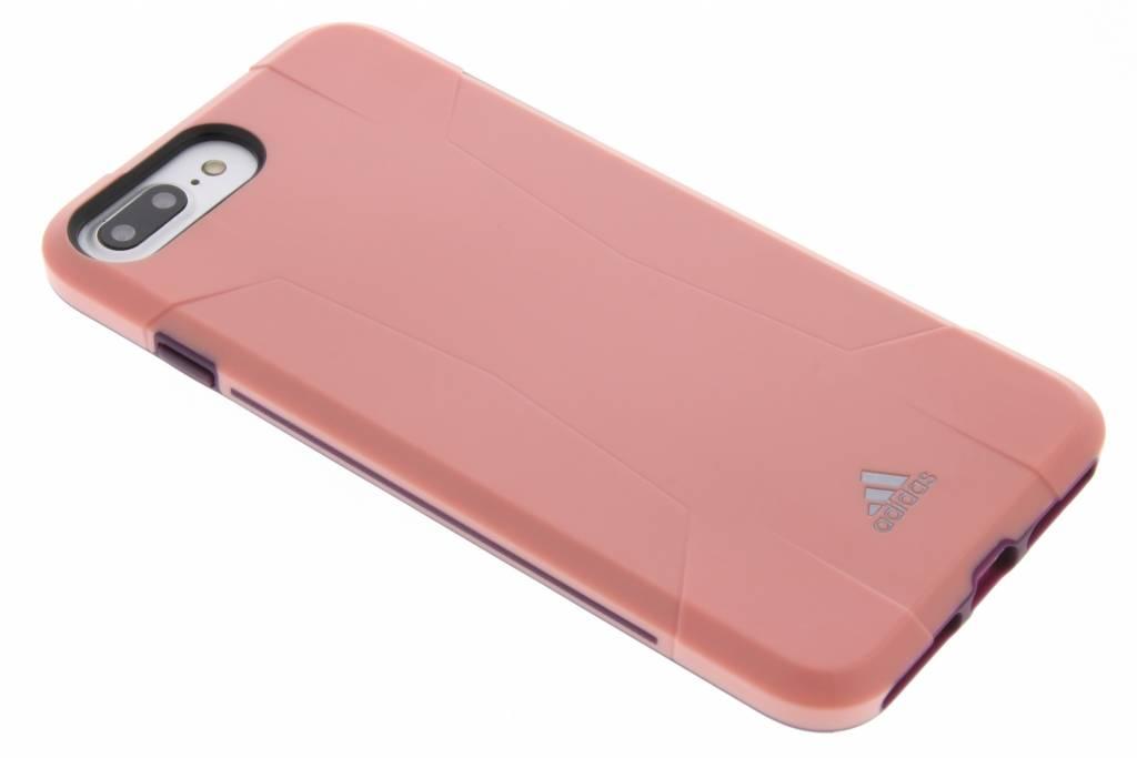 adidas Sports Roze Solo Case voor de iPhone 8 Plus / 7 Plus / 6s Plus / 6 Plus