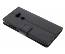 Zwart TPU Bookcase HTC One X10