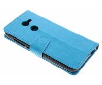 Blauw Zakelijke Booklet Alcatel A3