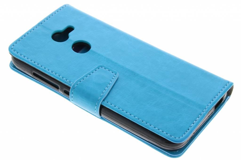 Blauwe Zakelijke Booklet voor de Alcatel A3