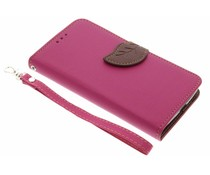 Blad design TPU booktype Motorola Moto G4 Play