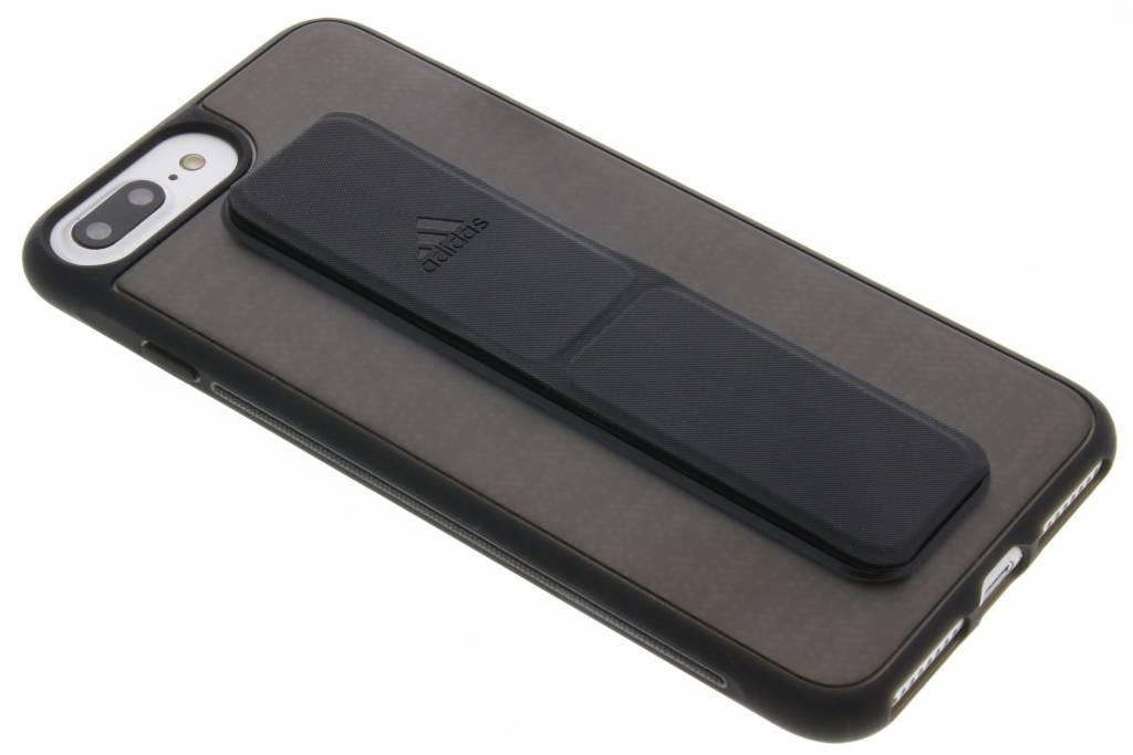 adidas Sports Zwarte Grip Case voor de iPhone 8 Plus / 7 Plus / 6s Plus / 6 Plus
